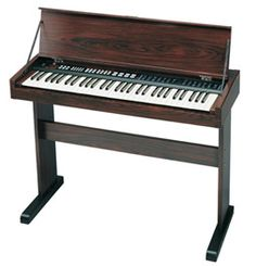 Wood keyboard piano stand | Electronic Keyboard 61 Key With Wooden Stand & Frame main product ...