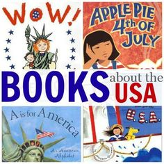 {Celebrate Independence Day!} 11 Books About The USA