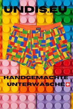 UNDIS www.undis.eu Die handgemachte Unterwäsche im Partnerlook für die ganze Familie. Lustige Motive und flippige Farben für Groß und Klein! #undis #bunte #Kinderboxershorts #Lustigeboxershorts #boxershorts #Frauenunterwäsche #Männerboxershorts #Männerunterwäsche #Herrenboxershorts #kinder #bunteboxershorts #Unterwäsche #handgemacht #verschenken #familie #Partnerlook #mensfashion #lustige #weihnachtsgeschenk #geschenksidee #eltern #vatertagsgeschenk Bunt, Underwear, Funny Underwear, Men's Boxer Briefs, Sew Gifts, Families, Kids, Lingerie