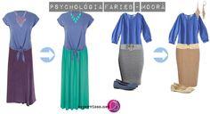 Psychológia farieb - modrá