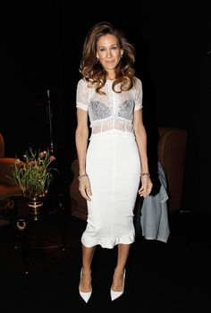Sarah Jessica Parker #style