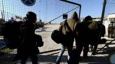 Αιματηρή συμπλοκή στο κέντρο φιλοξενίας προσφύγων στη Δράμα