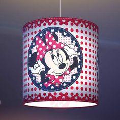 Prezzi e Sconti: #Sospensione minnie mouse in Plastica tessuto  ad Euro 40.90 in #Philips #Illuminazione interni lampade