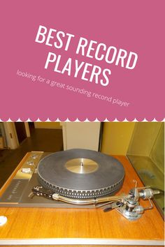 #TopBestRecordPlayers Best Record Player, Record Players, Turntable, Record Player