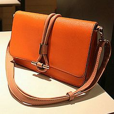 Women's Fashion Spring-season Candy Color Crossbody