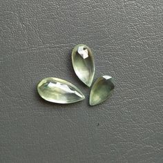 Natural Green Amethyst Cut Gemstone Green Color Natural Green Amethyst Set Stone Loose Gemstones Pear Shaped Jewelry Making 13 CTS by gemsandjewells on Etsy Amethyst Gemstone, Pear Shaped, Loose Gemstones, Green Colors, Jewelry Making, Natural, Etsy, Jewellery Making, Make Jewelry