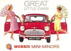 Morris 850 Mini Minor