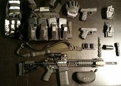 Zombie Survival Gear, Survival Weapons, Tactical Survival, Tactical Gear, Military Gear, Military Weapons, Weapons Guns, Guns And Ammo, Battle Belt