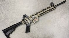 SW-MP-22-Tiger-Stripe #guns
