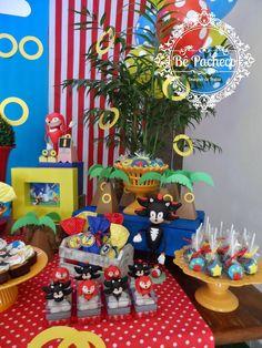 Bê Pacheco: Sonic para o Gabriel!