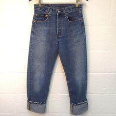106ce1294 15 Best Vintage Jeans - Chemin de Fer Etc. images | Vintage denim ...