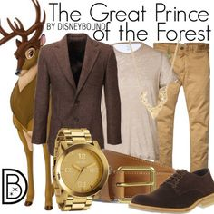 The Great Prince of the Forest by DisneyBound