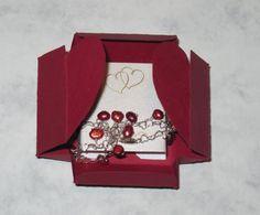 Love charm bracelet heart shape chain silver 925 by SeliaDesign