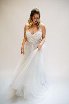 cd3a91f1661d Lovely Bride Launches Plus-Size Collection  Exclusive Details Boho Bride