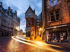 "Edinburgh is a unique capital in Western Europe. Where else can you find a medieval Old Town, extinct volcano, regal castle, and ""New Town"" from the in one city? Edinburgh Hotels, Edinburgh Scotland, Scotland Uk, Bergen, Best Cities In Europe, Cheap Hotels, Photos Of The Week, Paris, Old Town"