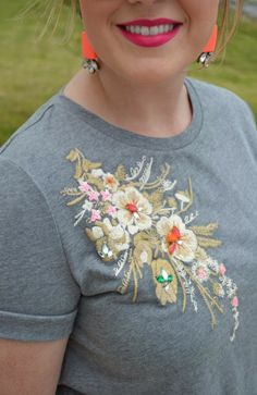 Julie Leah: A life & style blog | My Style: Embellished