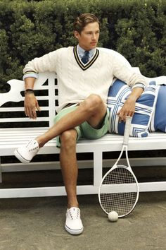 Preppy style -- follow my board http://pinterest.com/davidos193/l-homme/
