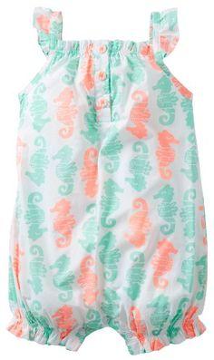 Carter's Baby-girls Woven Flutter-sleeve Print Romper (9 Months, Seahorse Print) Carter's http://www.amazon.com/dp/B00J1KR0J4/ref=cm_sw_r_pi_dp_fodTtb1BJYH448WW