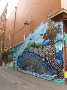 Melbourne, Australia #bestofstreetart #graffiti #urbanart #graffitiart #originalstreetart #freewalls #streetart