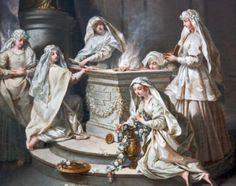 Virginidad y Pureza: Las religiones judeocristianas e islámicas relacionan o significan la virginidad como atributo de pureza y divinidad, ¿cuál es la postura del paganismo frente a esto? (Nueva pregunta de los lectores de Reflexiones Paganas).