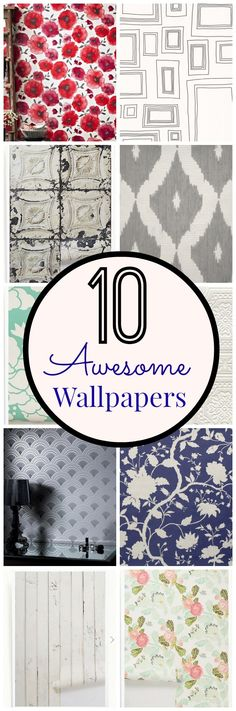Wallpaper is all the rage right now and I am a sucker for it! Here are 10 of my favorite wallpapers right now! Red Poppies Paintable Tiles Brooklyn Tin Wallpaper Framed Wallpaper Watercolor Peony Botanical Floral Wallpaper Paeonia Wallpaper Kellys Ikat Scrapwood Wallpaper Ennis Wallpaper Do you have wallpaper in your house? How do you...Read More »