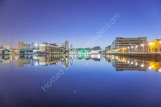 Grand Canal Dock, Docklands, Dublin