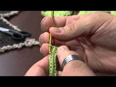 Mulher.com 20/02/2015 Marcelo Nunes - Top em crochê Parte 1/2 - YouTube