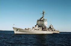 USS Long Beach (CGN-9) Cruiser (USA)