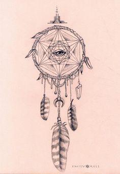aya-aura: Art by: Emily Kell