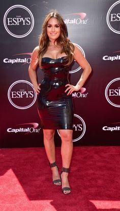 The 2016 ESPY Awards Red Carpet: Nikki Bella