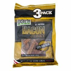 Bug Out Bag Food: This includes 3 bags of Bacon Jerky totaling 975 calories. - 9 oz You shouldn't depend on packed food because it will inevitably run out but a few days worth will give you some room for error. Total cal in your pack is 12,275. That should last 6 or so days if you don't blow through it.