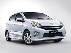 Astra Toyota Agya TRD-S '2012–pr.
