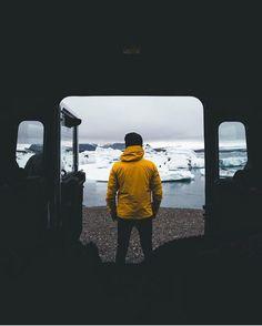 Iceland. Photo by @ivareythorsson. #iceland #liveauthentic #livefolk #folk #landscape @folkmagazine