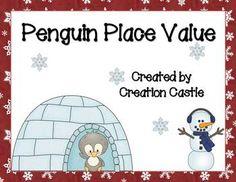 Penguin Place Value {1-99}