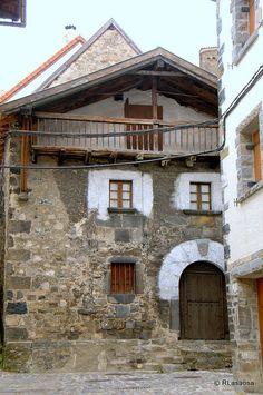 Isaba, Valle de Roncal, Navarra