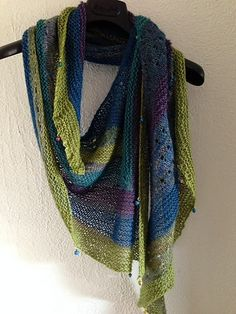Project Gallery for Samen pattern by Stephen West
