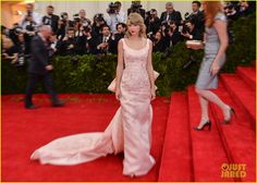 Taylor Swift's Met Gala Fashion Has Evolved Over the Years