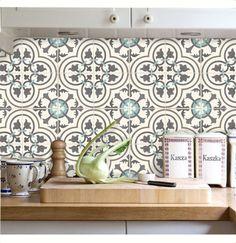 Tile Decals Stickers For Kitchen Backsplash Floor Bath Removable Waterproof M300