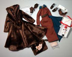 The Studio Commissary: FS: 2 Ashton Drake Gene Outfits & 1 Tonner Theater de la Mode Outfit