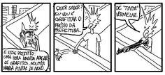 ClyBlog: O Frango Atirador