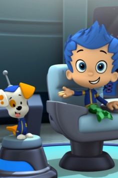 Image result for bubble guppies space guppies