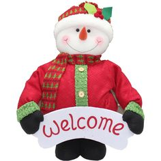"Holiday Time 40"" Tall Pop-Up Indoor Snowman Christmas Decoration. Holiday Time Pop-Up Indoor Snowman Christmas Decoration, 40"" Tall: 17""L x 7""W x 40""H Simply pull up to extend the greeter into full size, push down for easy storage 83 percent polyester, 7 percent iron, 4 percent wood, 4 percent sand, 2 percent MDF See all Christmas Value Bundles. Check out the entire selection of Christmas decorations on Walmart.com. Find Christmas trees, stockings, wreaths and Christmas lights, all at low…"