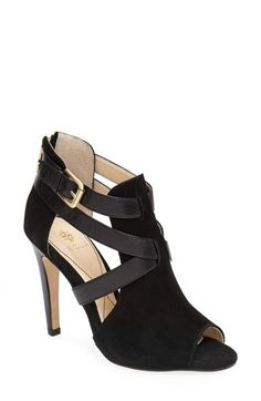 990ce5d312e Isolá  Blinn  Peep Toe Suede Bootie (Women) available at  Nordstrom Casual