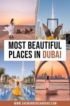 Dubai Places To Visit, Best Places In Dubai, Dubai Things To Do, Visit Dubai, Places Around The World, Cool Places To Visit, Places To Travel, Places To Go, Travel Destinations