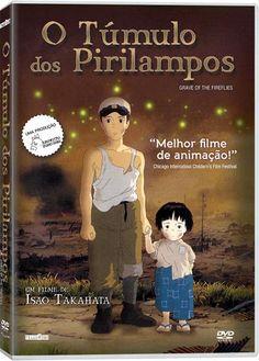 O Túmulo dos Pirilampos, Isao Takahata - DVD Zona 2. Comprar filmes e DVD na Fnac.pt