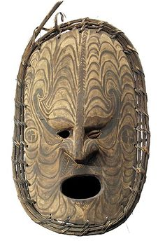 Tambanum Village Mask