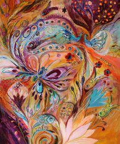 Картины-талисманы Elena Kotliarker - Ярмарка Мастеров - ручная работа, handmade
