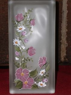 Designs by Cheryl Skalski-Packets & Glass Blocks