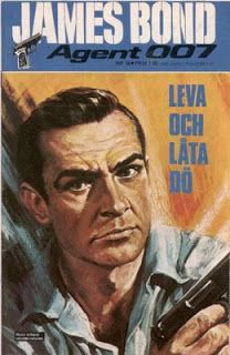 Swedish James Bond comic cover from the late Sean Connery, Comic Covers, James Bond, Age, Comics, Classy, Chic, Comic Book, Elegant