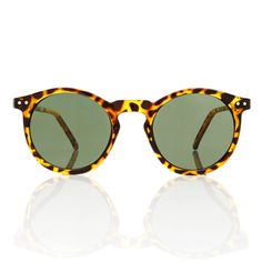 Tortoise Round Frame O'Malley Sunglasses // Gatsby P3 on Etsy, $15.00 Just ordered these!! Can't wait to get them they're SO cute!